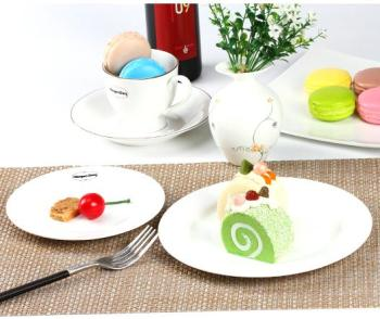 Haagen-Dazs series western style dinner plates set luxury fine china dinner set : western style dinnerware sets - pezcame.com