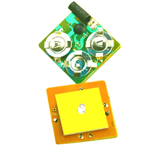 Mini lampeggiante led chip per finger spinner
