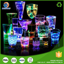 Best wholesale websites led cup glowing water cup for wine