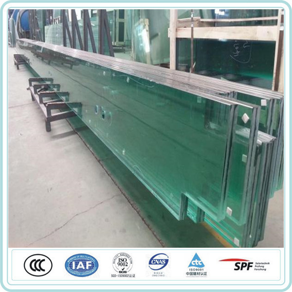 reflective tempered glass reinforced window glass round frosted glass table top