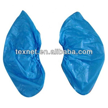 Cheap Price Hospital Using Custom Blue Disposable non-woven shoe cover