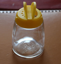Butterfly Cap Spice Plastic Bottle