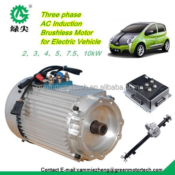 Schema Elettrico Regolatore Per Motori Brushless : Kw motore brushless per auto elettriche v con