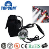 Aluminum Alloy 2000LUMEN High Brightness XML T6 LED Bicycle Lights Rechargeable