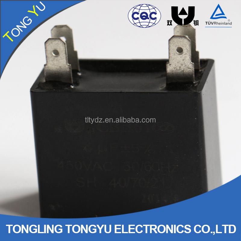 Finden Sie Hohe Qualität Cbb61 Dual Kondensator Hersteller und ...