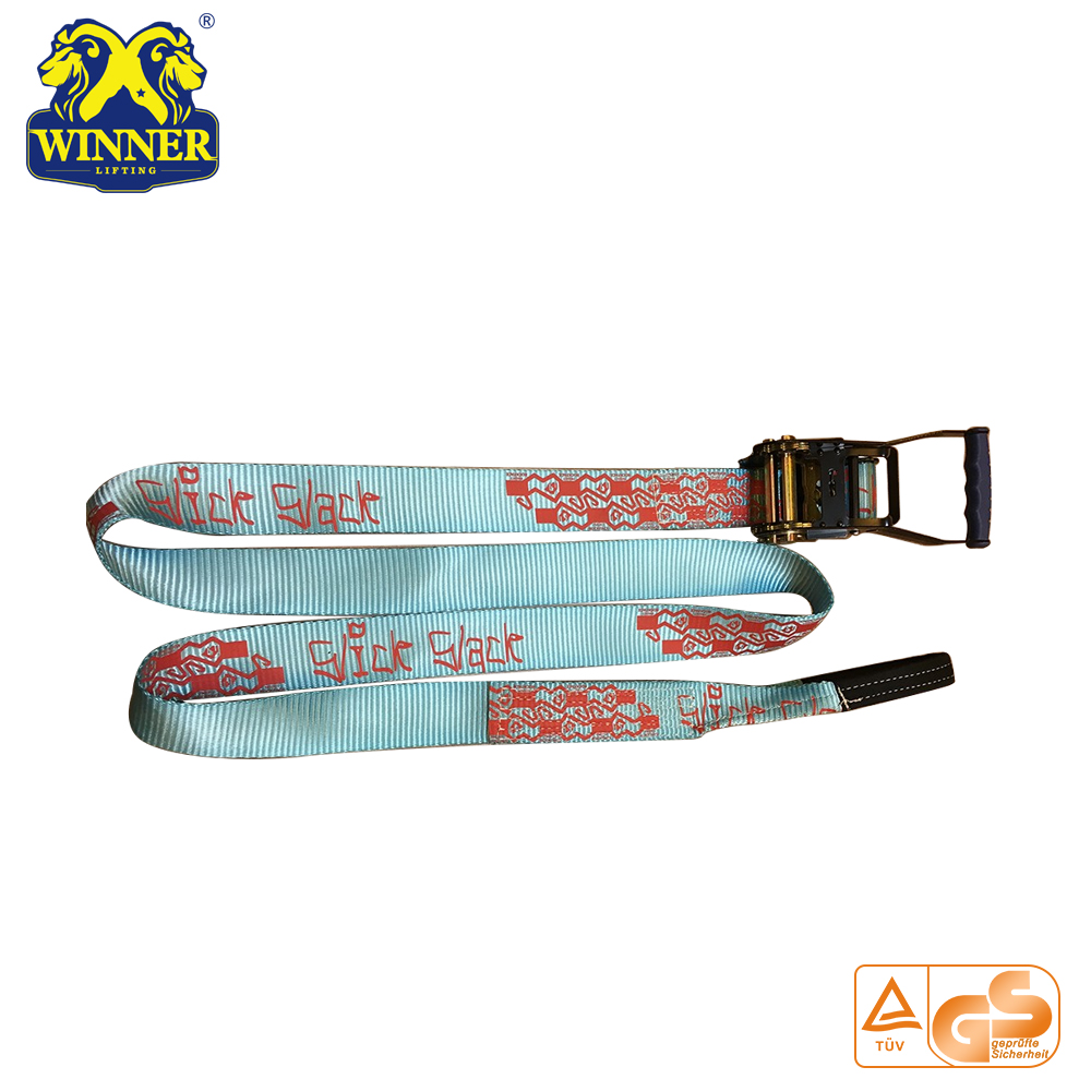50MM 100% Polyester Slackline For Balance Training