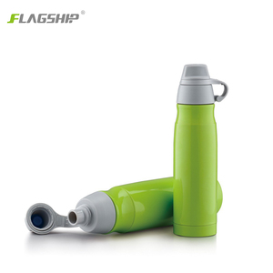 500ML High Quality 18/8 Stainless Interior 304 Stainless Steel Sport Bottle Double Wall Vacuum Thermos