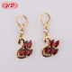 Droplets Zircon Fashion Cheap Earrings Made In China