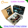 hid kit light manufacturers, auto Hi/Lo Beam HID Conversion Kit AC DC Slim Canbus HID Headlights 9005 9006 HID Lamp 6000k 8000k