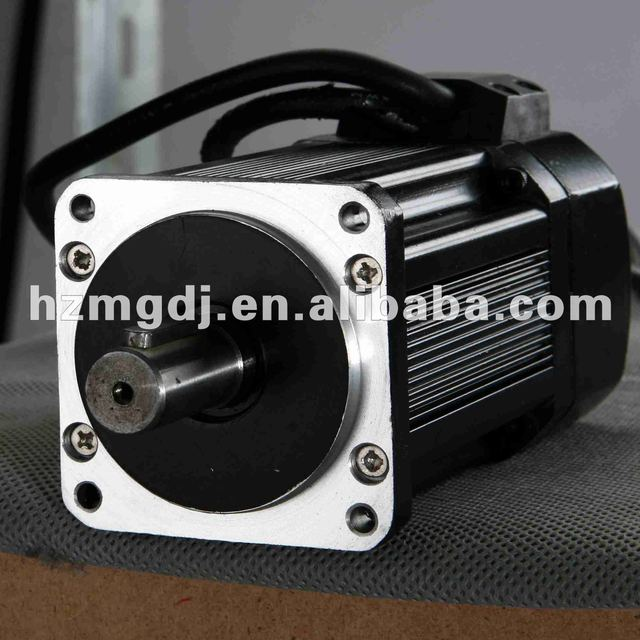 60mm 400w 3000rpm AC servo motor