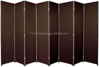 8 Panel Wide Size Paper Room Divider