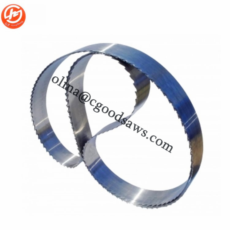 C75S/51CrV4 woodworking band saw blades