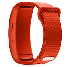 L/S браслет ремешок для samsung gear Fit 2 SM-R360 Ремешки для наручных часов спортивные роскошные силиконовые замена Смарт-часы ремешок для браслета(Китай)