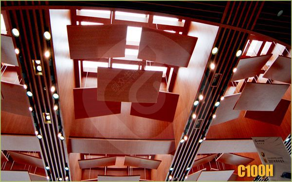 lexus centro de ventas de moda falso techo nuevo diseo falso techo de madera wpc