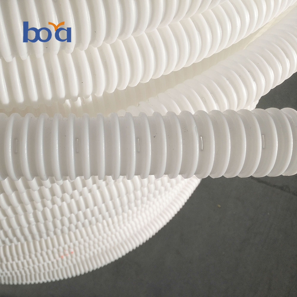 China Corrugated Pipe With Holes Wholesale Alibaba Pe Conduit Electrical Wire Mainland Cable