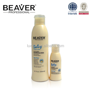 2018 china top ten selling product baby care organic shampoo