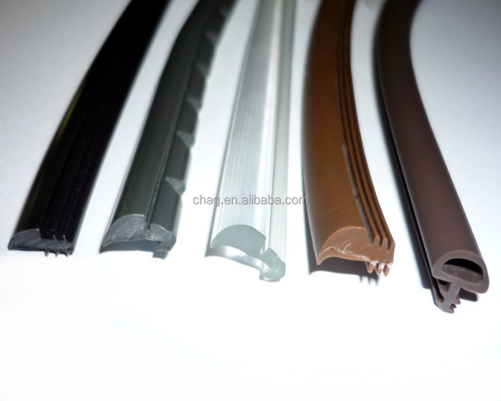 Window Glazing Strips : Custom pvc material glazing bead flexible plain plastic