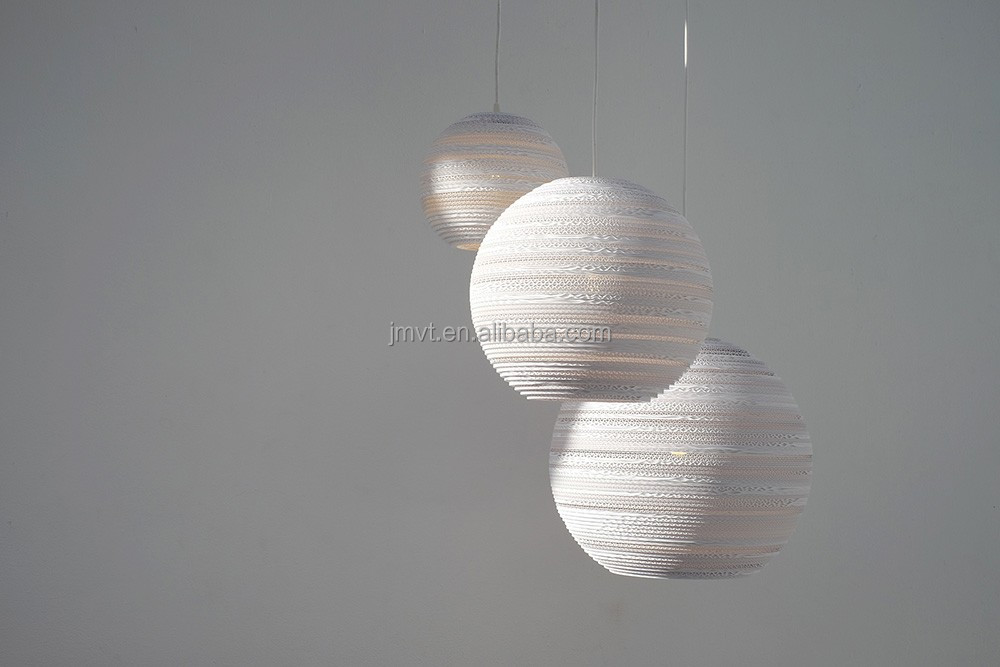 New design decor dropship fancy home paper lantern pendant light with low price