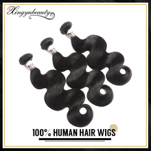 Wholesale Water Wave Factory directly grey human hair weaving ...