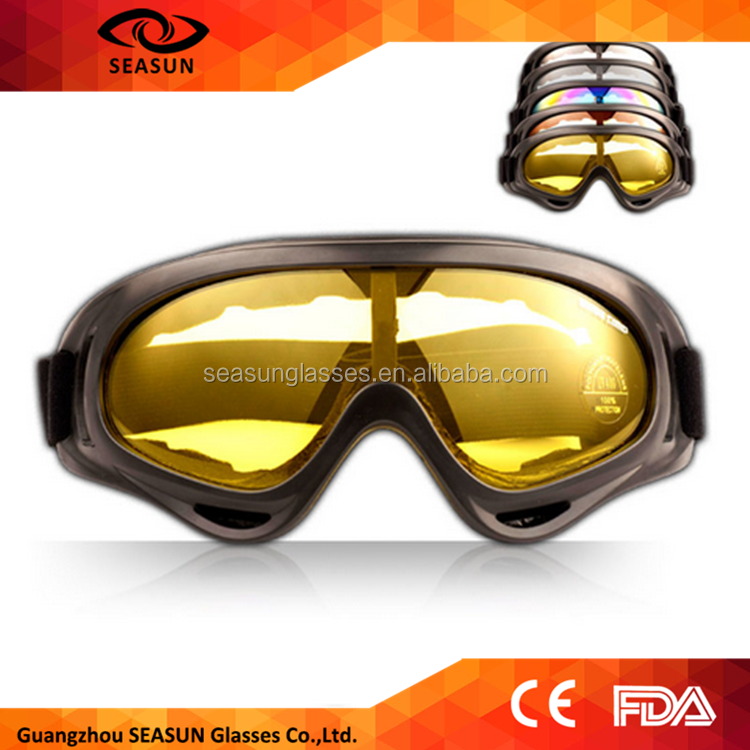 Laser eye cup safety goggle lens for military army motorcycling eye protective