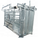 Livestock equipment cattle squeeze chute