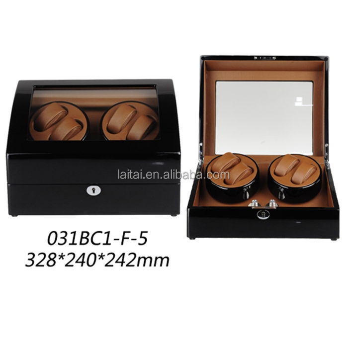 Super quiet & reliable Japanese motors watch winder