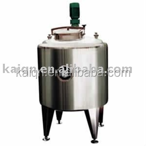 SS316 Milk&Honey Storage Tank/ Silos Milk Cold Storage
