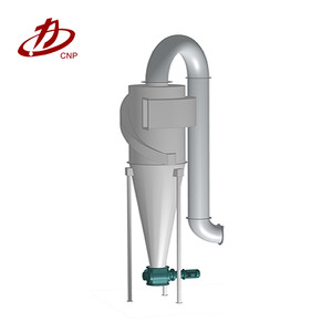 Industrial dust small cyclone separator