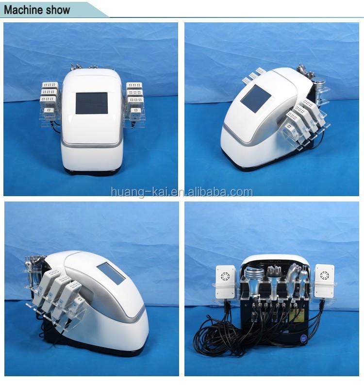 Lipo Laser Fat & Weight Loss Body Massage Vibrator Machine ...