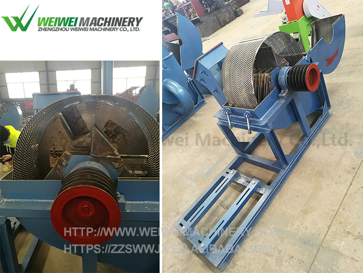 Weiwei wood working manufacture small hammer mill