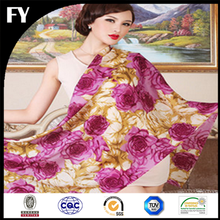 2015 Wholesale High Quality 100% cotton pashmina shawl scarf