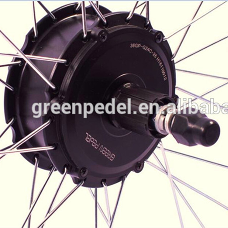 "Greenpedel electric city bicycle 36v 350w hub motor for 20"" ebike"