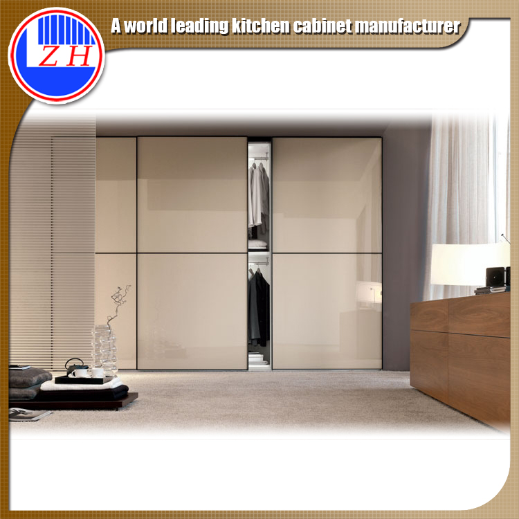 How To Make A Free Standing Wardrobe With Sliding Doors: Free Standing Wardrobe Cabinet Closet Sliding Door Design