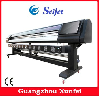 used large format printers for sale Icontek Factory Direct Sales 3.2m Used Wide Format Solvent Printer ...