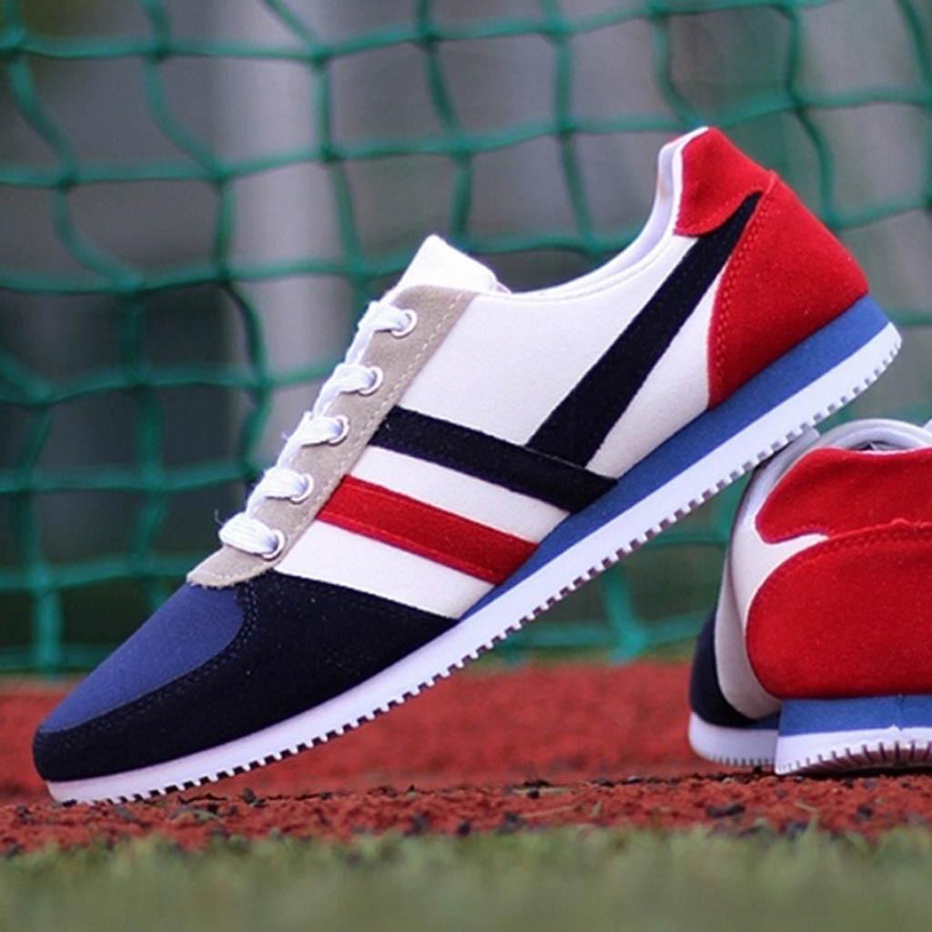 Nowi mężczyzna buty płytkie buty sportowe męskie mieszane kolor moda męska zasznurować sportowe mokasyny przypadkowi tenisówki typu uniseks płaskie