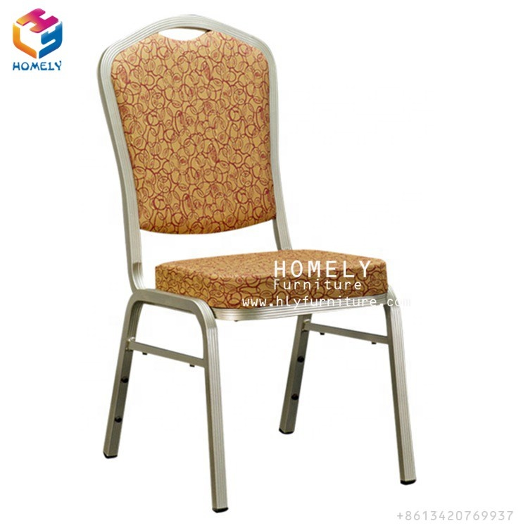 High quality  hotel gold popular used banquet dining chair HY-B60