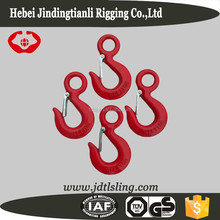 U.S. 320 Alloy Steel Lifting Eye Hook with latch 1T