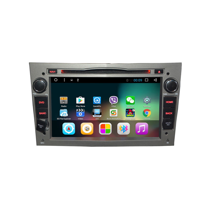 Auto-DVD-Player mit Quad Core Android 7.1 für Opel Astra H