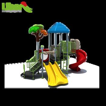 Liben Outdoor Playground Type Plastic Outdoor Jungle Gym Jungle Gym ...