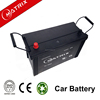 2015 New arrival N100 mf rechargeable sealed lead acid car battery 12V 100AH