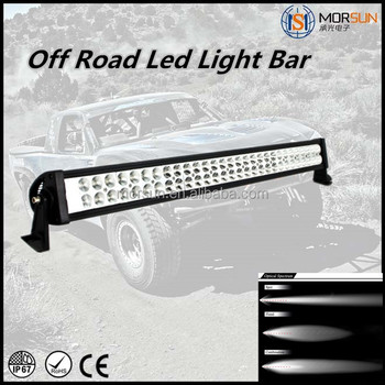 Factory Price 180w Led Working Light Bar Off Road Lied Side Mount