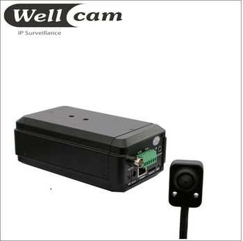 H.265 WDR Pinhole Security Network Mini Camera 1080P