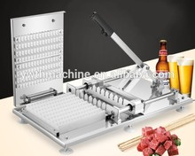Hand Operated Meat String machine /Wear Kebab Machine