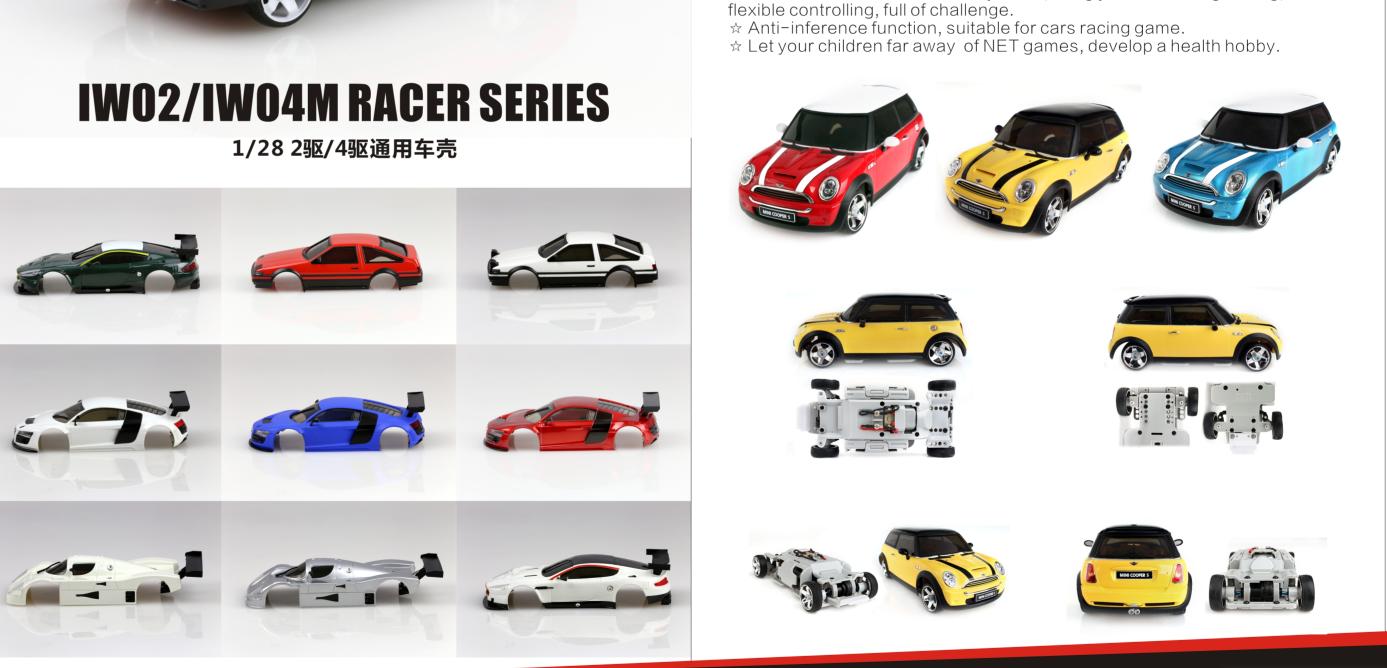 Rc Car Body For 1 28 Rc Drift Or Racing Car Parts Buy Rc Drift Car