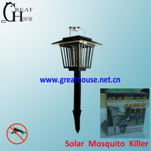 Solar Power Mosquito insect trap Garden Use