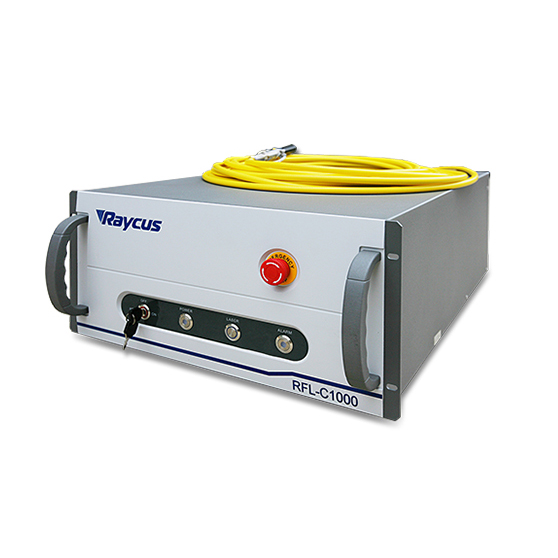 Raycus Single module fiber <strong>laser</strong> for cutting, welding, hiling