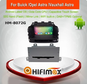 HIFIMAX Android 6.0 opel astra j car radio/car mirror link for opel astra j car navigation 2008-2013