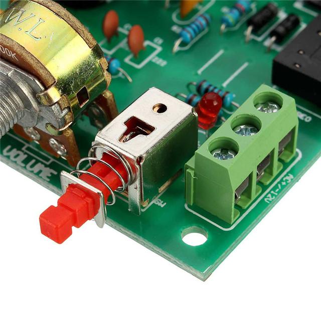 15W TDA2030A hifi Stereo Amplifier AMP Board Kit DIY AC 12V Two 2.0-Channel 15W