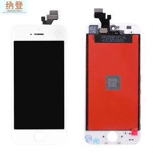 Free post shipping Alibaba Express Smartphone accept Escrow color lcd digitizer for iphone 5 screen