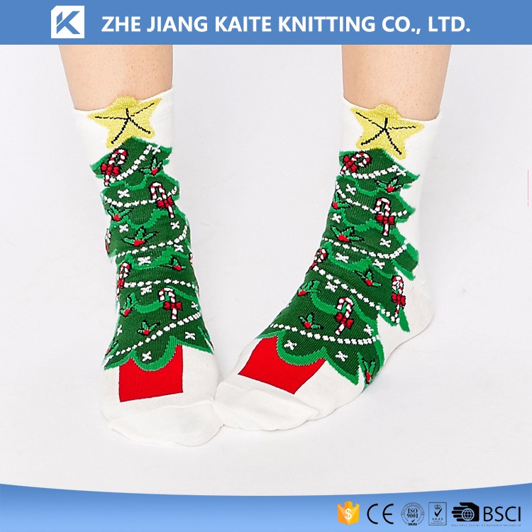 Ktp-2758 Light Up Christmas Socks - Buy Light Up Christmas Socks ...
